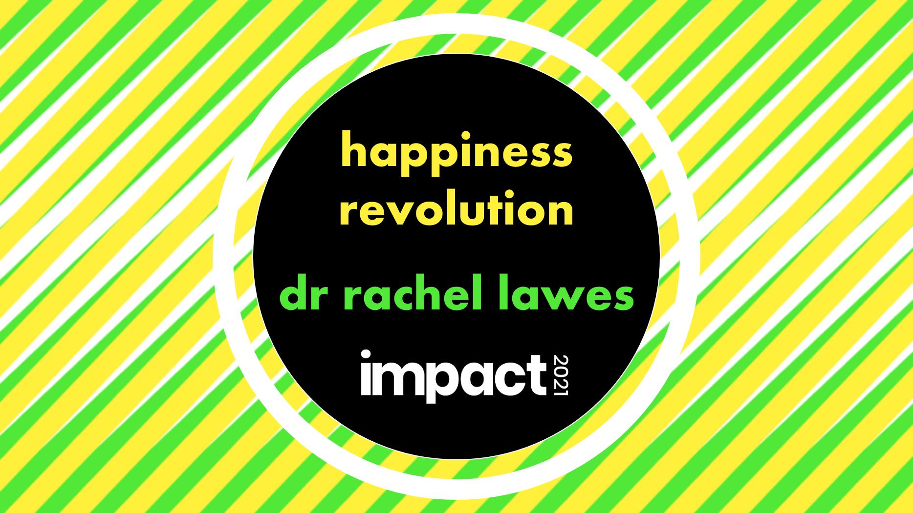 Happiness Revolution graphic
