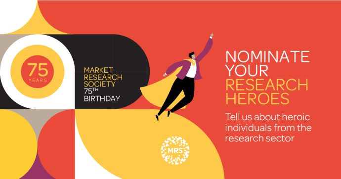 New Award for Market Researchers
